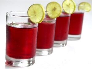 ... rum punch food rum cooler hibiscus rum cooler pomegranate cooler