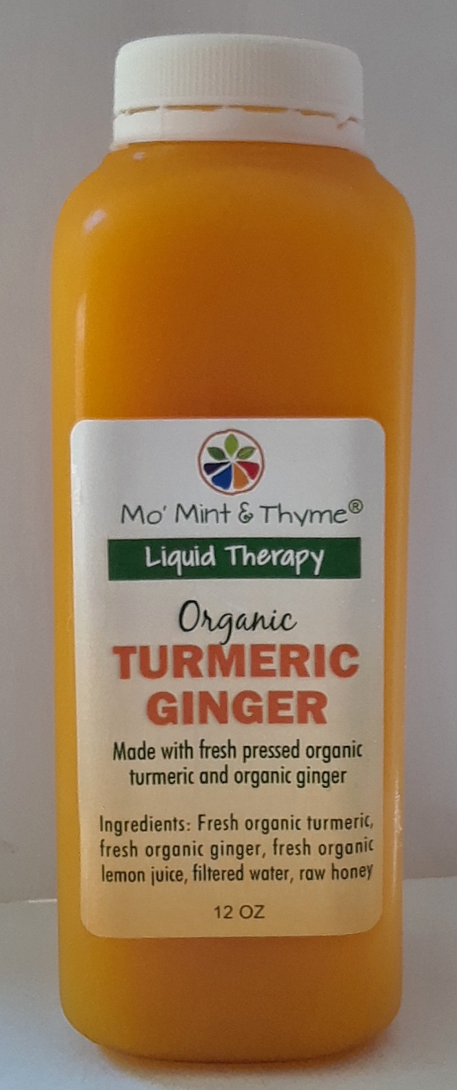 Turmeric Ginger - 12 oz